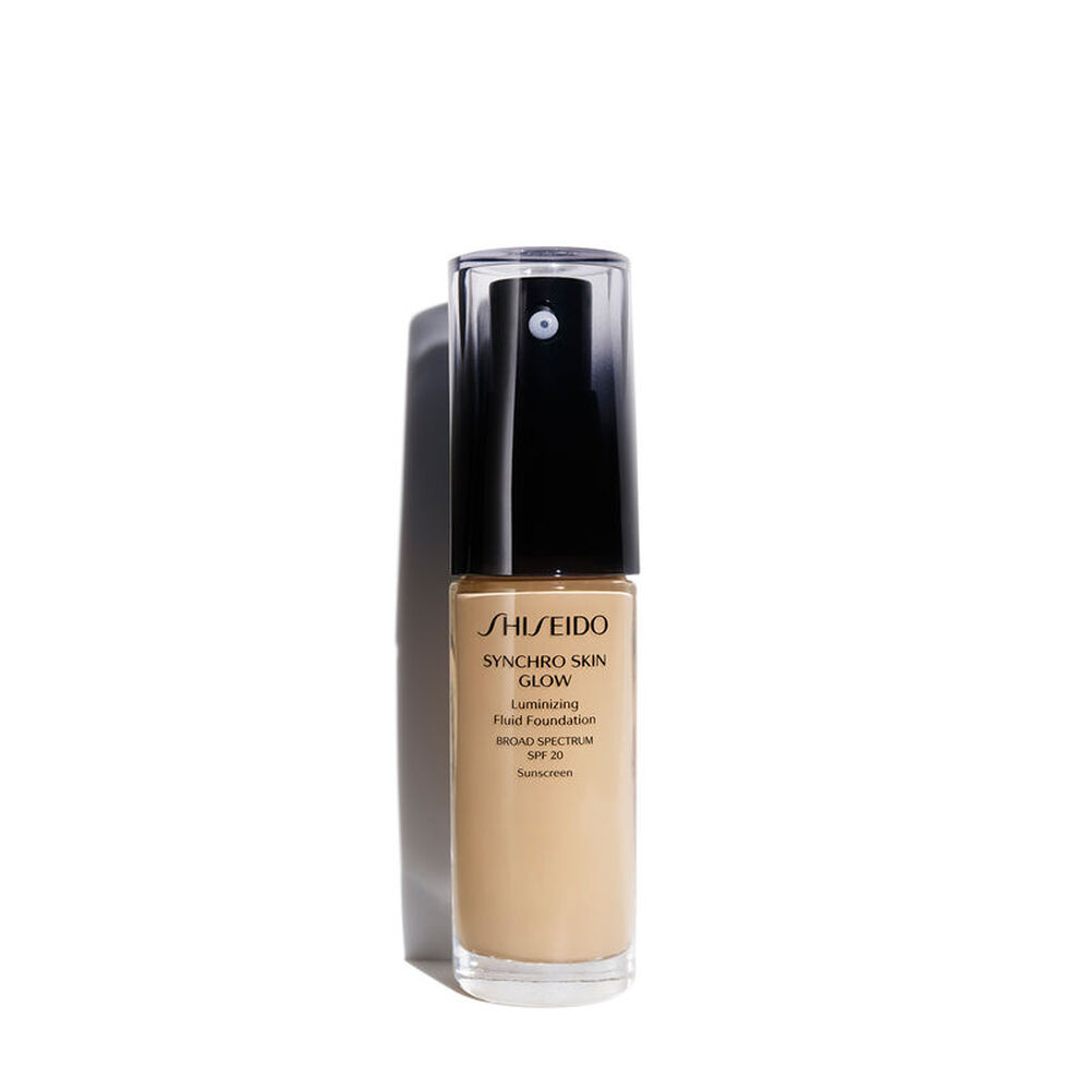 Synchro Skin Glow Luminizing Fluid Foundation, G4