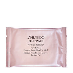 WrinkleResist24 Pure Retinol Express Smoothing Eye Mask,