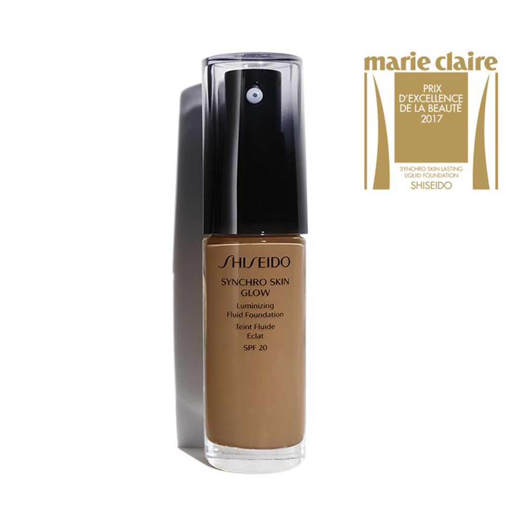 Synchro Skin Glow Luminizing Fluid Foundation, G6