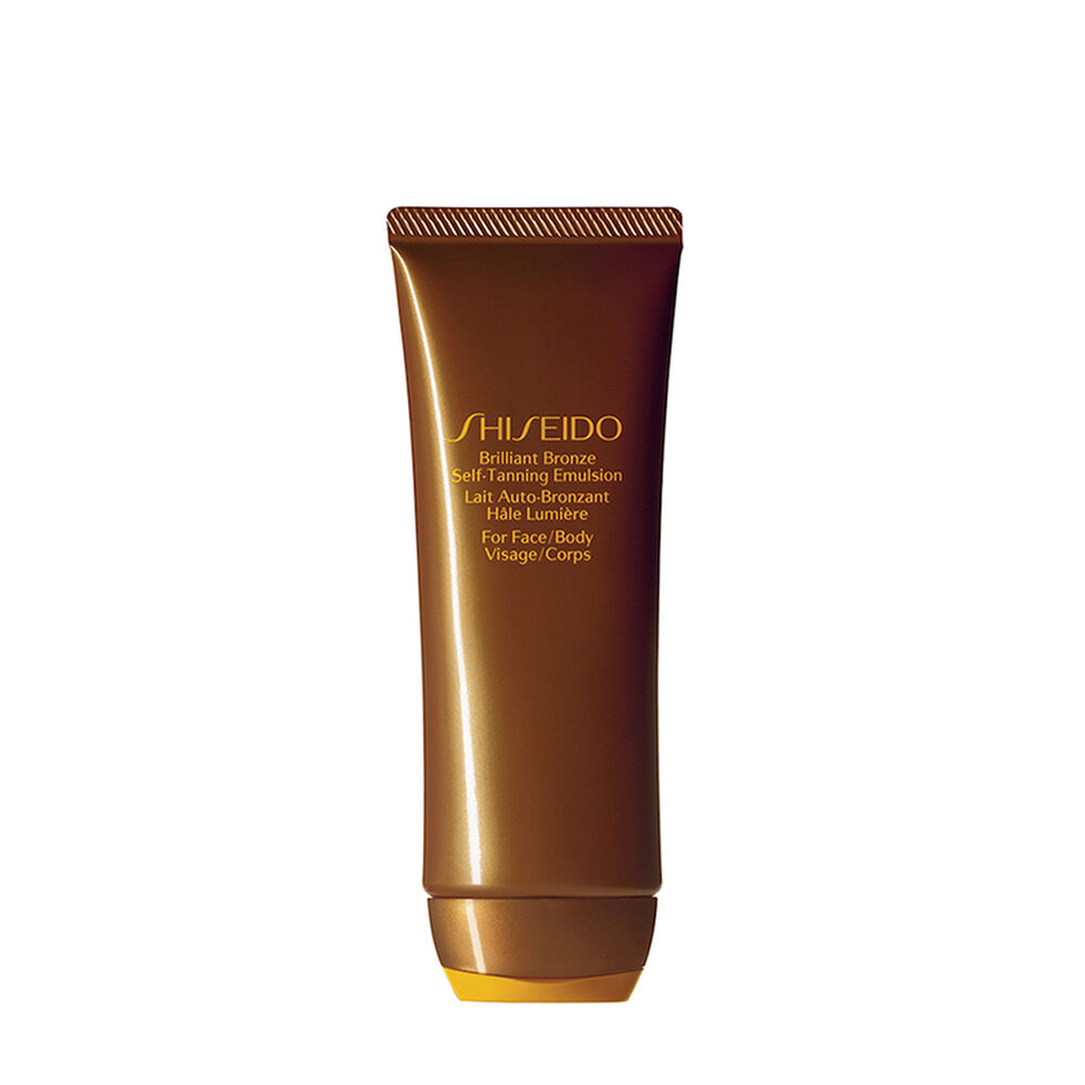 Brilliant Bronze Self-Tanning Emulsion,
