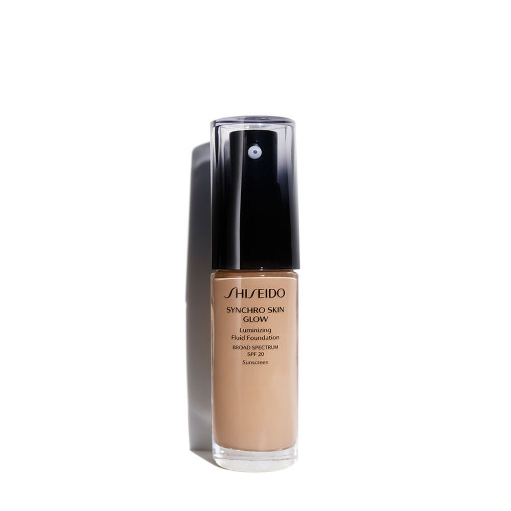 Synchro Skin Glow Luminizing Fluid Foundation, R4